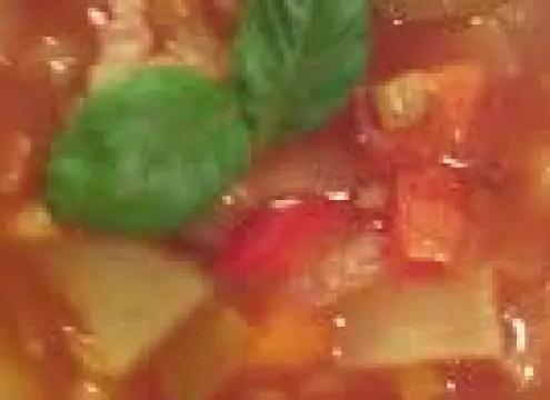 Minestrone – ren velsmag proppet med grøntsager