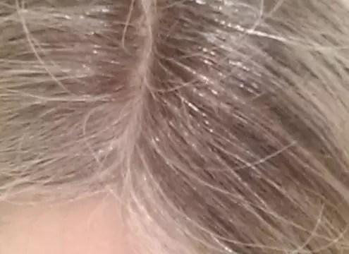 Overgang til det grå hår