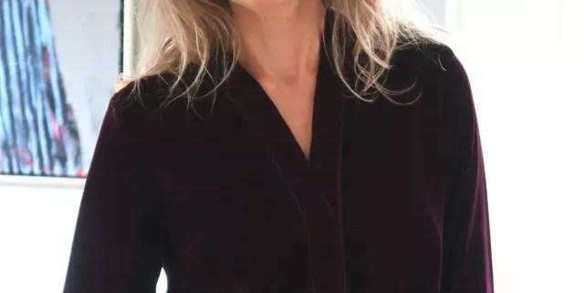 Velourjakke og toulon bukser – se mit look!