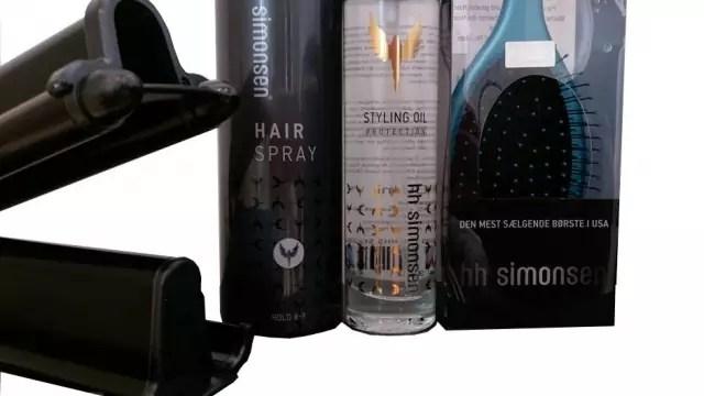 VIND! Den ultimative hårstylingpakke fra HH Simonsen