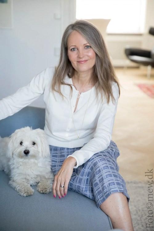 Blogger med hund