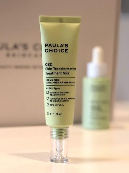 Paula's Choice CBD Skin Transformative Treatment Milk er en lille vidundercreme!