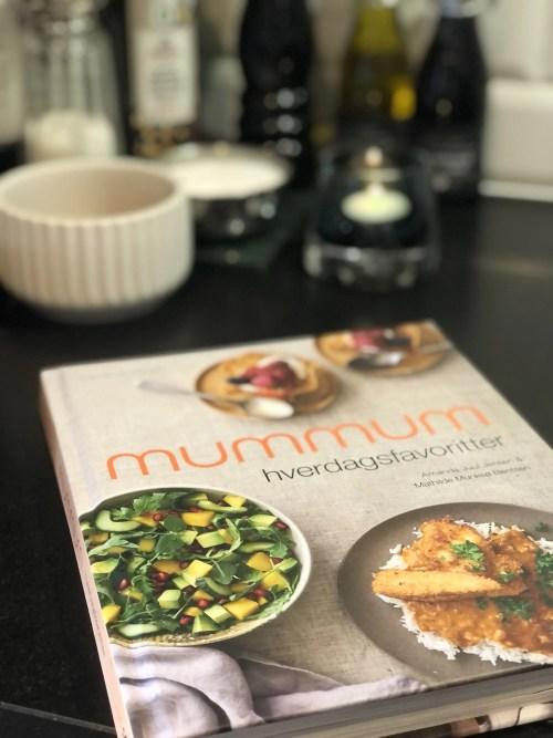 Hverdagsfavoritter fra Mummum er en ny og god kogebog med klassikere og ny inspiration.