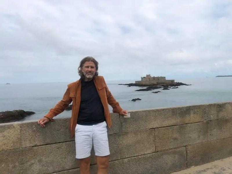 Tidevandet i Saint-Malo er en stor oplevelse.