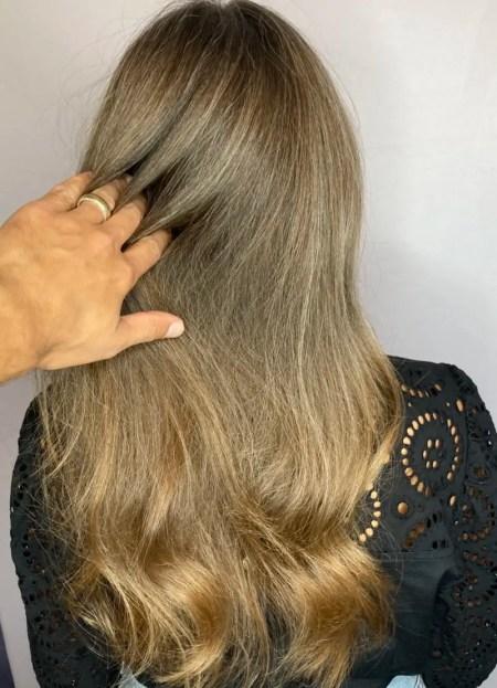 Wella True Grey er en ny revolutionerende behandling til naturligt gråt hår.