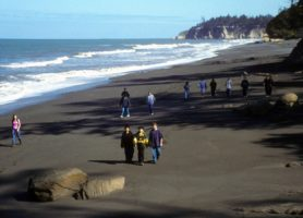 Quinault Outdoor Classroom Project