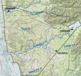 Quinault Land Management Department | Quinault Division of Natural Resources