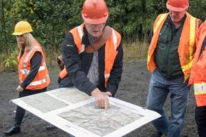 Chehalis River Dam Project | Quinault Division of Natural Resources