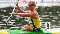 Alyssa Bull adds a silver medal at the 2017 ICF Canoe Sprint U23