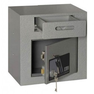 Cash Management Safe With Deposit Drawer Chute – CMS-1