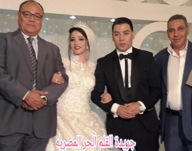 بالصور:زفاف رشا جمال قطب @أحمد عبد الرحمن (حب ومُداهمات وكر وفر واختطاف)