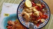 Italian style chicken stew