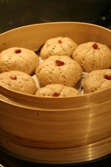 Read bean bao (红豆包)
