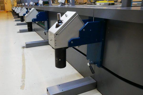 Q-MAC 3 (Multi-motion Assembly Carousel)