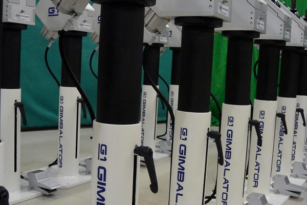 QM Systems G1 Gimbalators ready to start production