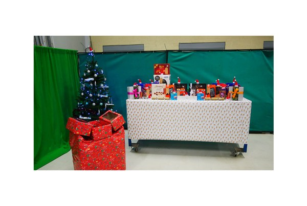merry christmas QM System gifts are ready
