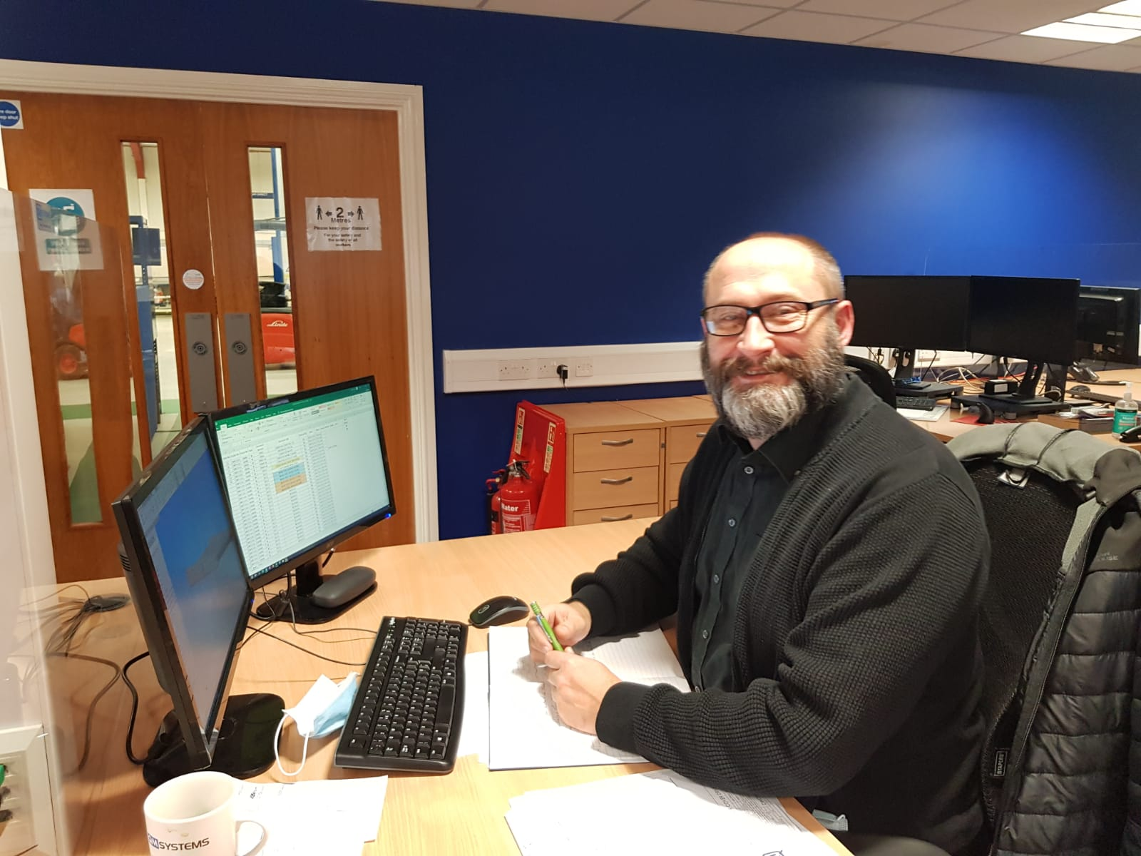 Welcome Bryan to QM Systems