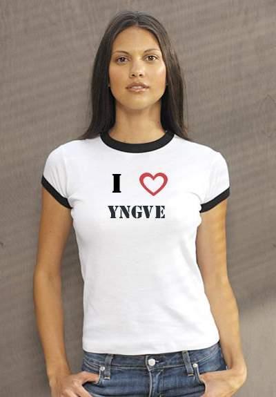 I Love Yngve
