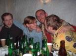 Ullis, Matte och Pelle