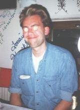 Henning med kapsylögon