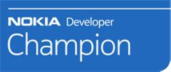 nokia developer champion