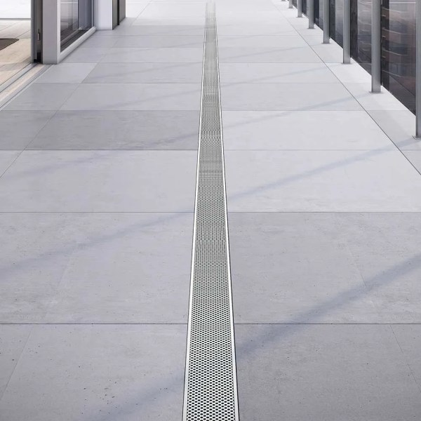 Perforated Outdoor