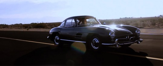 "Mercedes Benz Gullwing ""Poetry In Motion"" Video"
