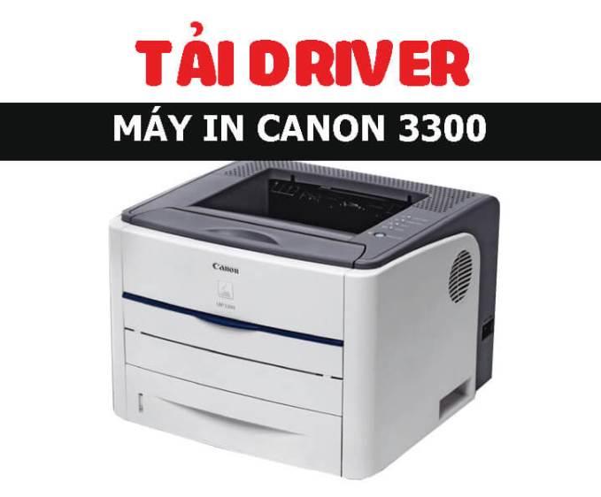 TẢI DRIVER CANON 3300 (1)