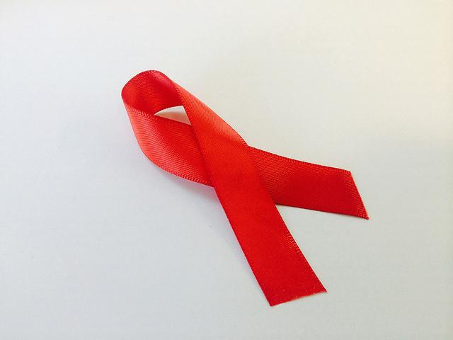 HIV/AIDS Ribbon