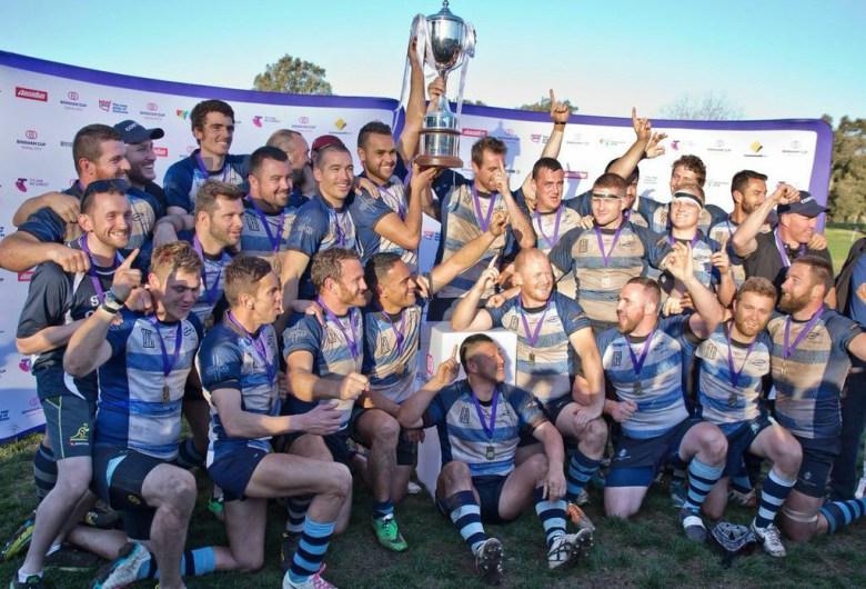 Bingham Cup 2014 Champs, Sydney Convicts Photo Credit: Peter Venero