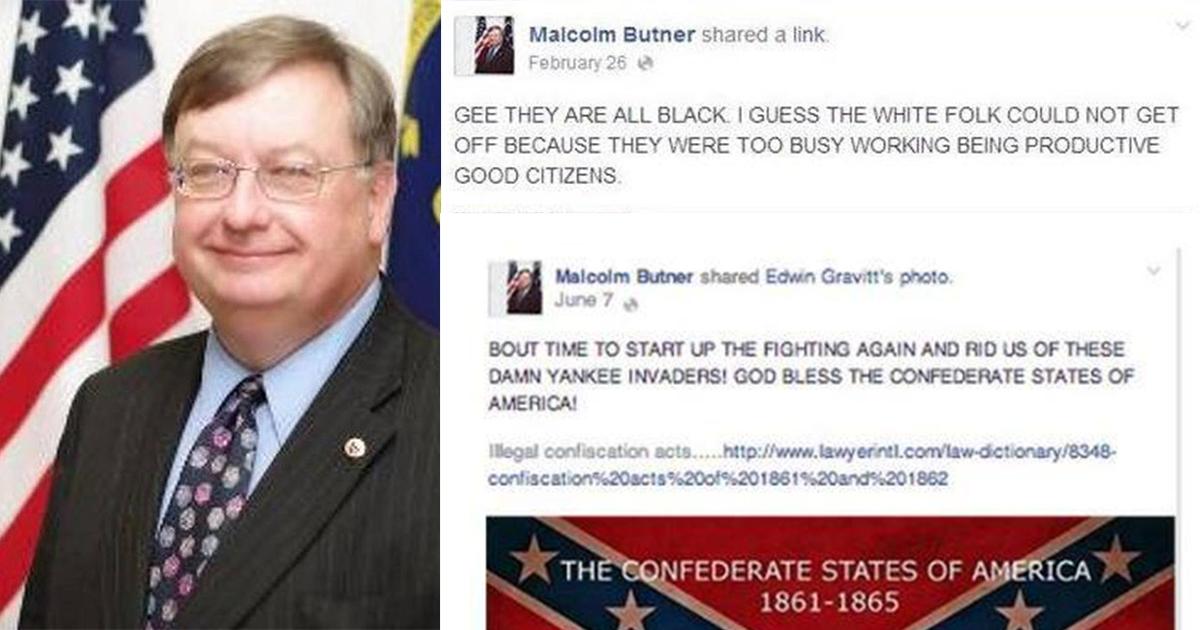 malcolm butner fired facebook