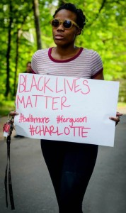 Ashley Williams is a young activist who has extended a rally call for the African-American community. Photo Credit: Personal archives