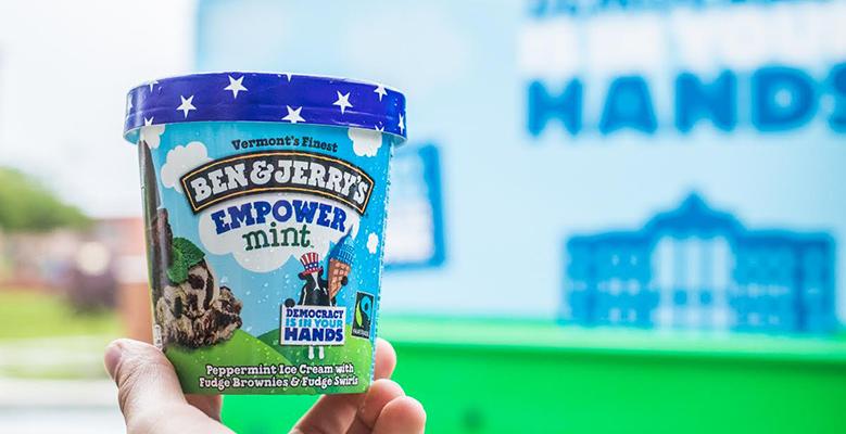 Empower Mint Ben & Jerry's