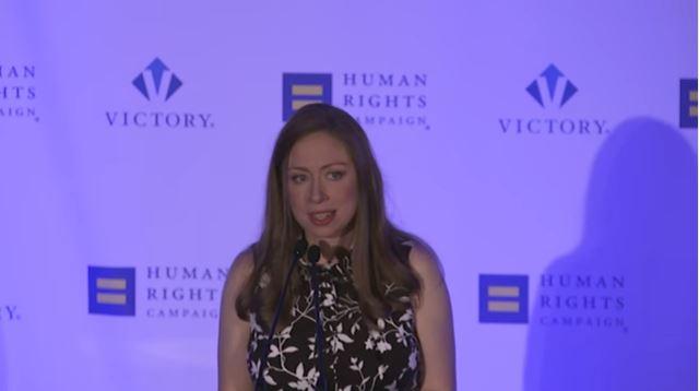 Chelsea Clinton HRC