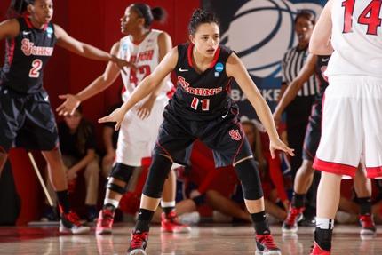 St. John's women's basketball team falls short in NCAA ...