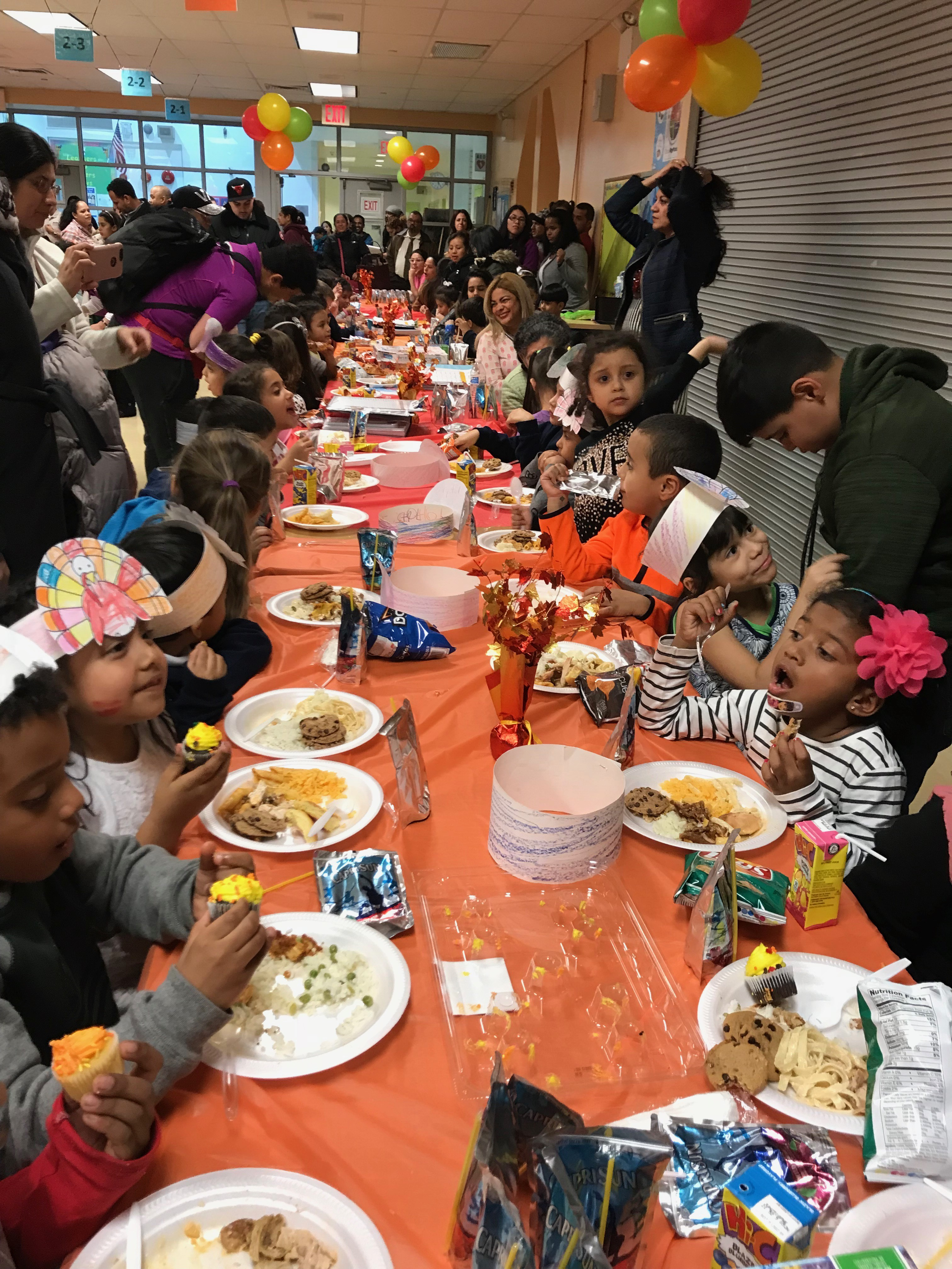 Ridgewood And Maspeth After School Students Celebrate