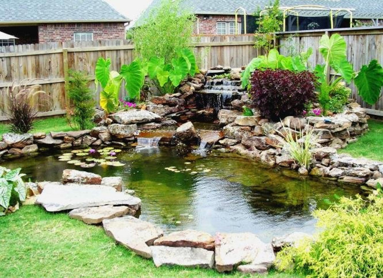 7 Most Breathtaking Koi Fish Ponds - Qnud on Koi Ponds Ideas  id=68417