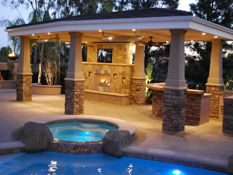 Best Patio, Garden, and Landscape Lighting Ideas for 2014 ... on Patio Top Ideas id=20505