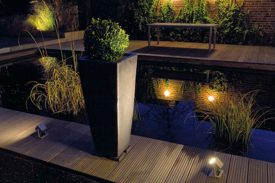 unique led outdoor light fixtures 6756