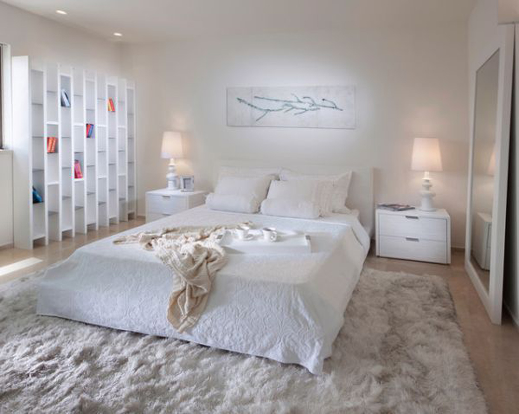 white bedroom decor (5991)