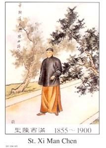 St. Ximan Chen