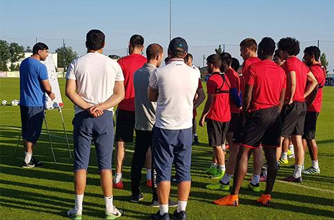 """U-21-in futbolçuları """"Qəbələ""""yə qoşuldu"""