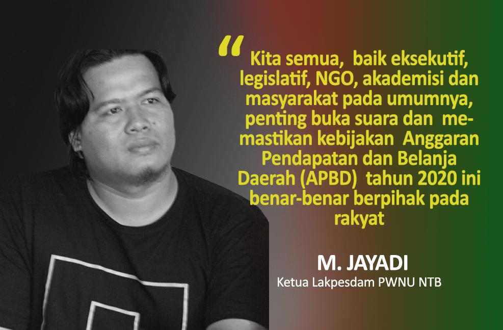 Photo of Anggaran Mobil Dinas 6,4 Miliyar, Lakpesdam Tuding DPRD NTB Hianati Rakyat.
