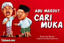 Photo of Abu Mardut Cari Muka