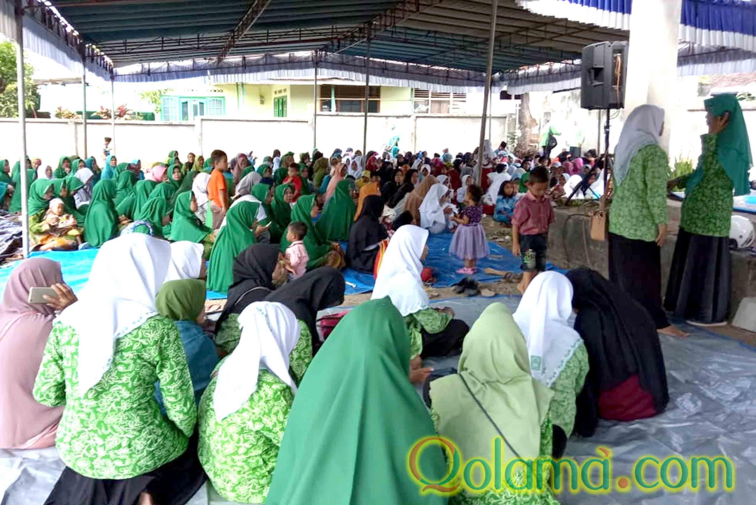 fatayat-NU-Lombok-Tengah-istigotsah