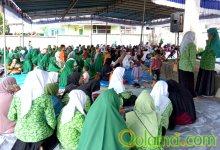 Photo of Prihatin Kondisi Indonesia, Fatayat NU Loteng Adakan Acara Istigotsah dan Doa Bersama