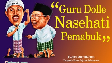 Photo of Guru Dolle Nasehati Pemabuk