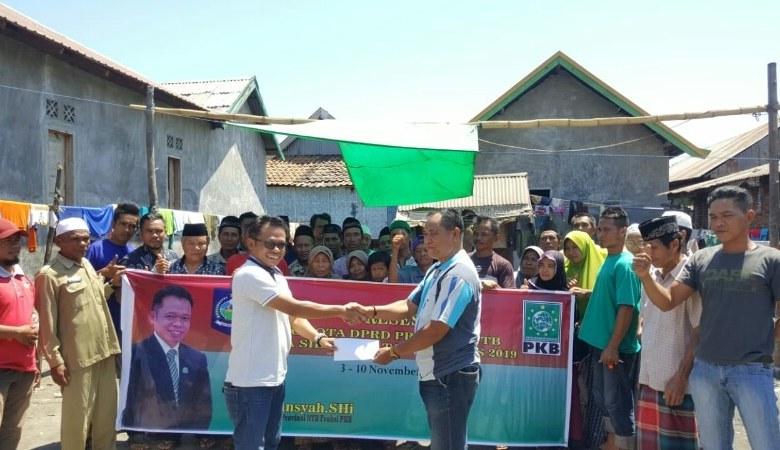 Photo of Reses Perdana, Akhdiansyah Siap Perjuangkan Kesejahteraan Nelayan.