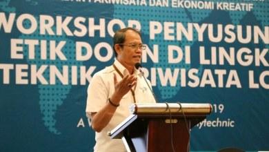 Photo of Antisipasi Penularan Corona, Poltekpar Terapkan Kegiatan Belajar Jarak Jauh.