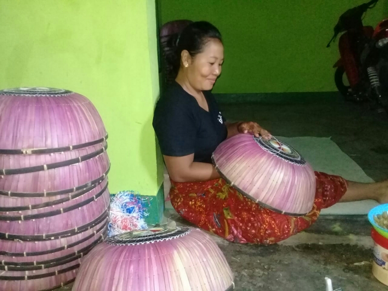 Kerajinan-tembolak-lombok-timur
